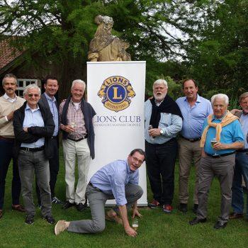 2017-05-25 - Clubreise - Klosterpforte Harsewinkel