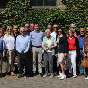 2017-05-26 - Clubreise - Landesgestüt - Warendorf