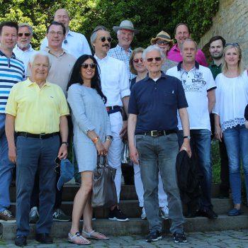 2017-05-27 - Clubreise - Sparrenburg - Bielefeld