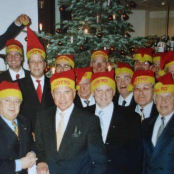 2005-12-10 Weihnachtsfeier Germania