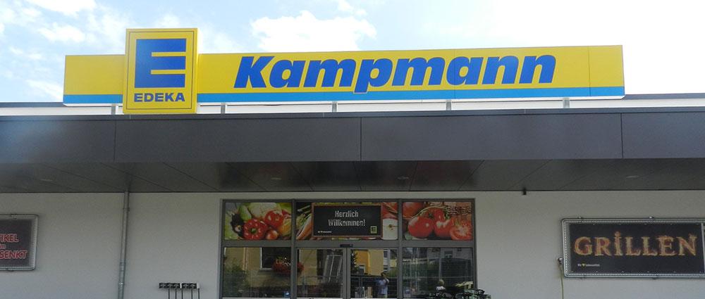 EDEKA Kampmann Dieburg