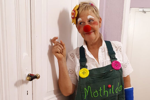 Clown Mathilda